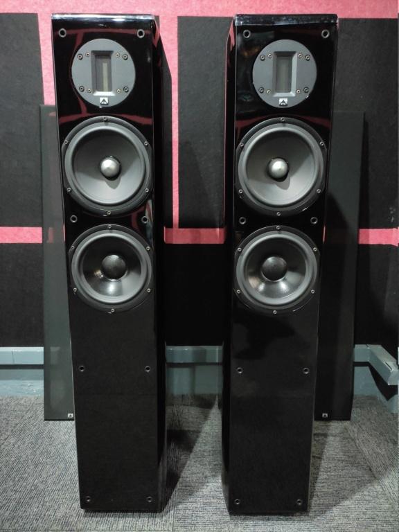 XTZ 99.36 MK II Piano Floorstander Speaker(used) Img_2074