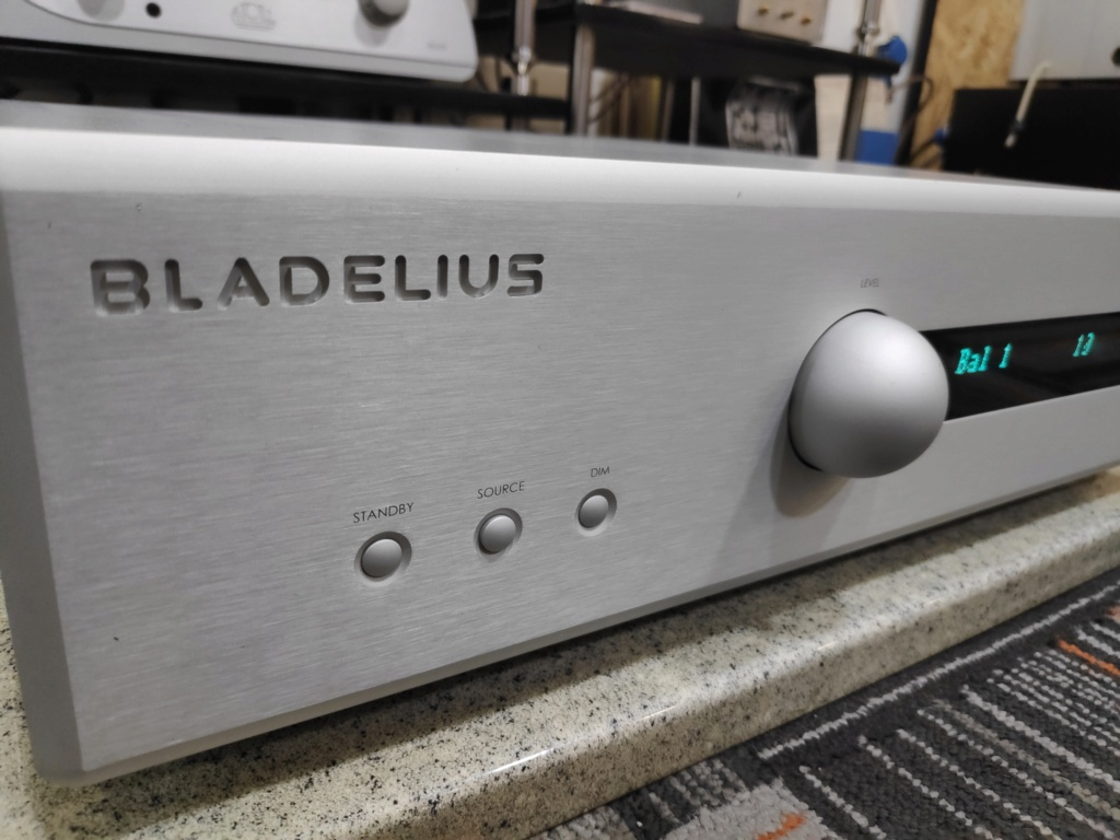 Bladelius Thor MK Ⅱ Integrated Amplifier (Sold) Img_2077