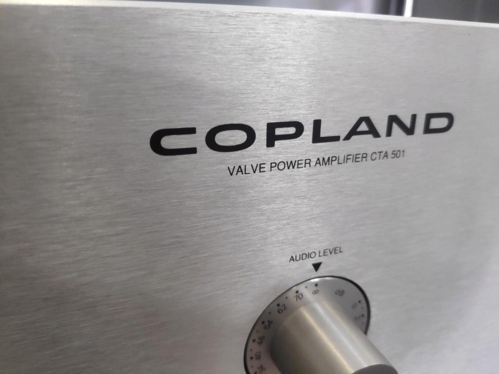 Copland Valve Power Amplifier CTA 501(USED) Wechat10