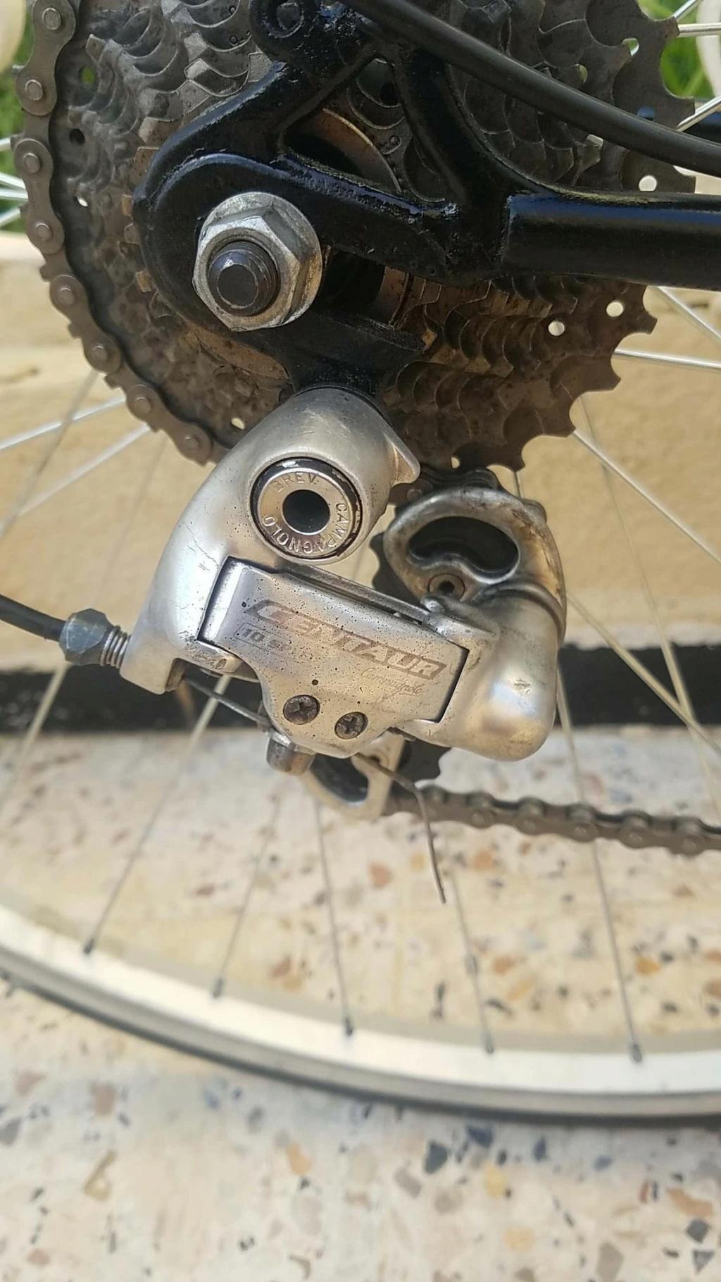 vous pensez quoi sur un vélo campagnolo 14936310
