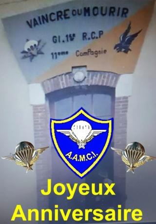 Le 05 septembre c'est l'anniversaire de Jean-Pierre Chialli Aamci100