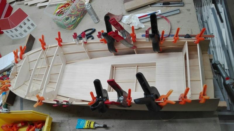 Nachbau Graupner Chris Craft Holiday Cch_0012