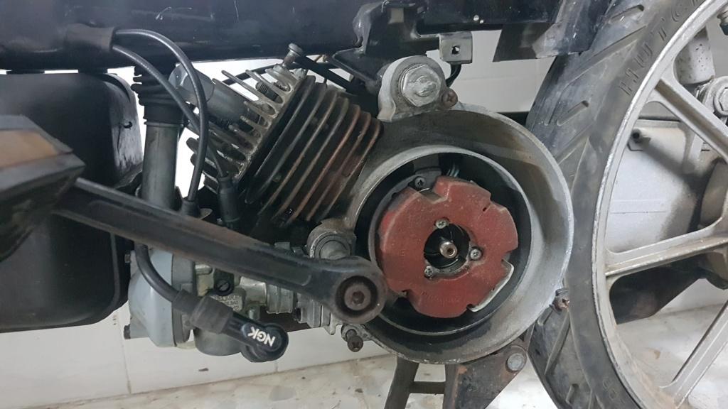 Dificultades para carburar Vespino 20210313
