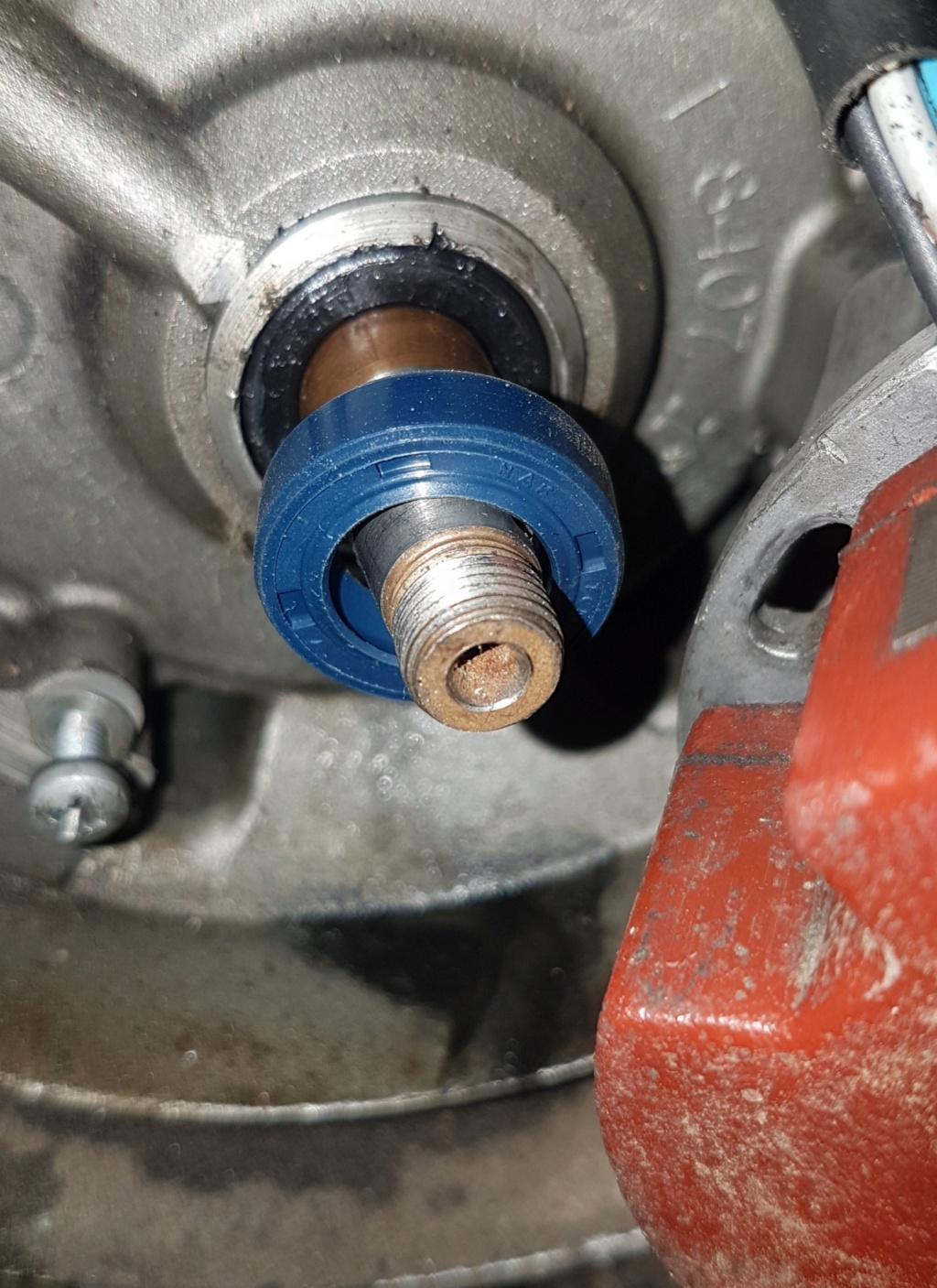 Dificultades para carburar Vespino 20210410