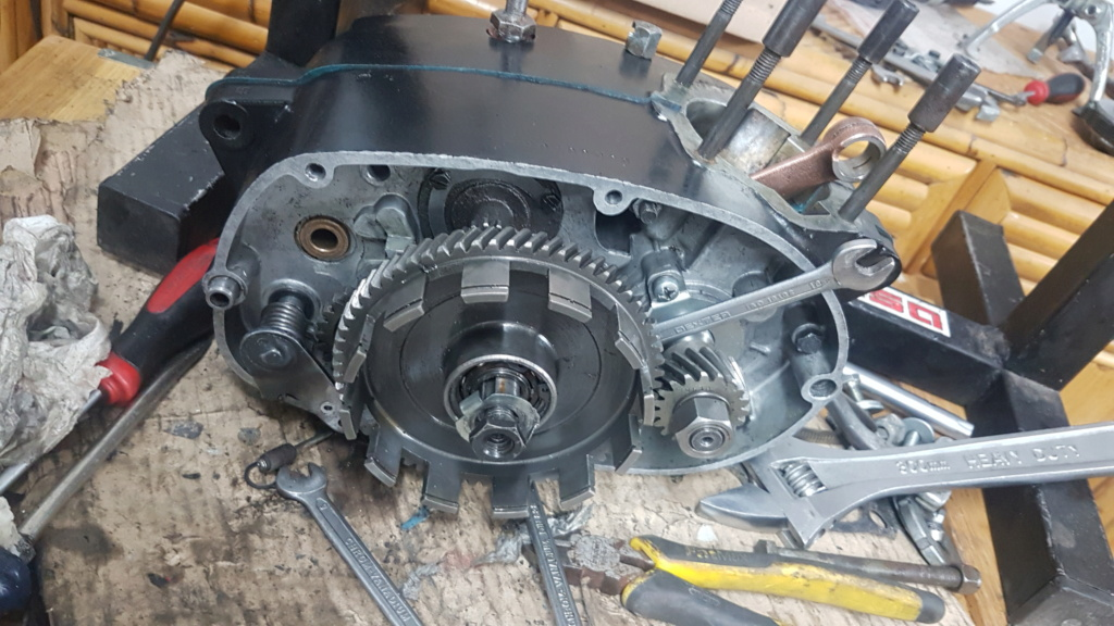 Recuperación motor Enduro 75H6 20210414