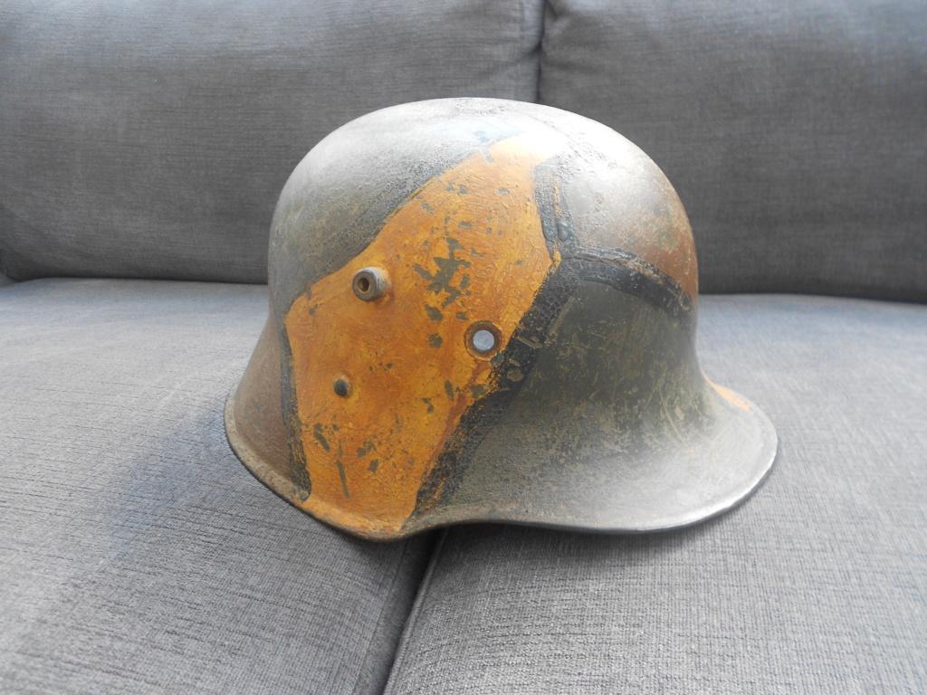 Authentification et estimation casque allemand M16 2e type Dscn2411