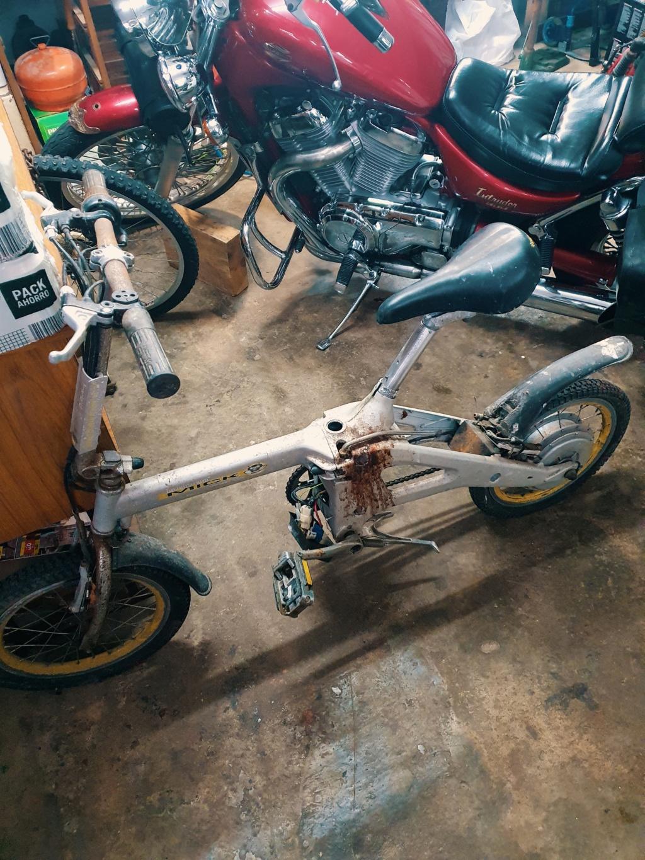 Bicicleta Imaginarium - Mick - 36V - 180 W - 12 A 20210312
