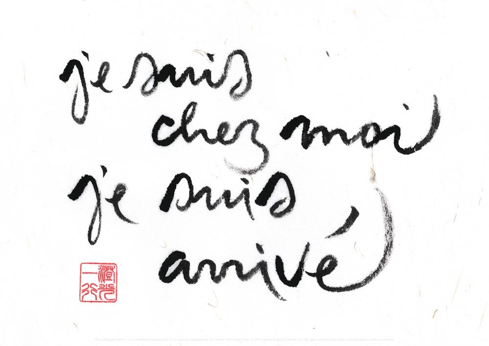 Paroles de Thich Nhat Hanh Je-sui13