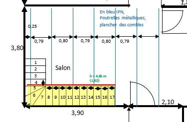 Trémie dans plafond en plafonnettes (appelées aussi cancalons) Plan_t10
