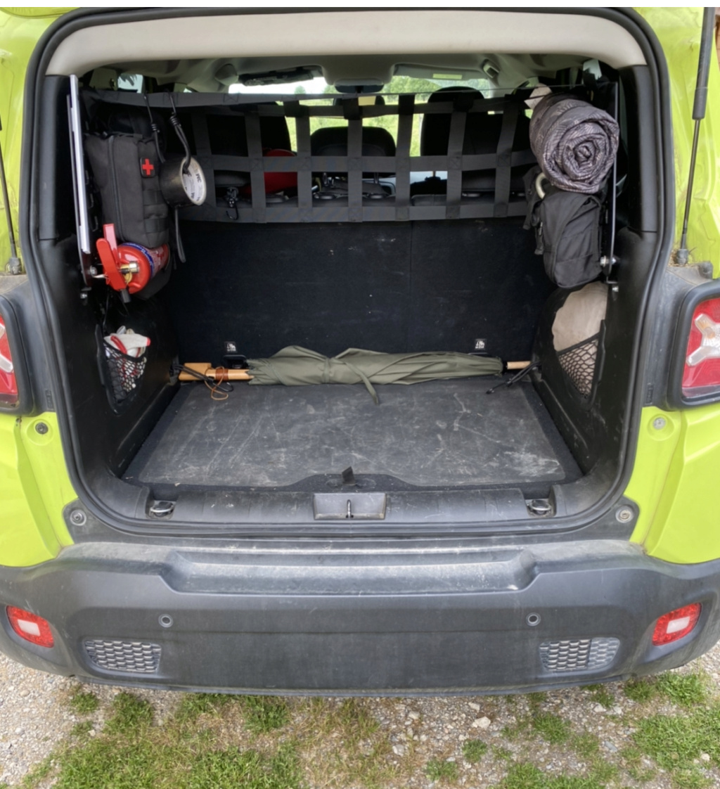 La mia Jeep Renegade Upland 0b9c2c10