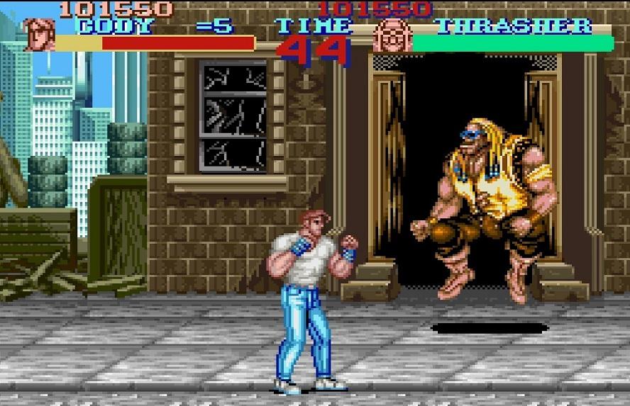 Préférez vous Streets of Rage 2 ou Final Fight 3 ? - Page 13 Final-10