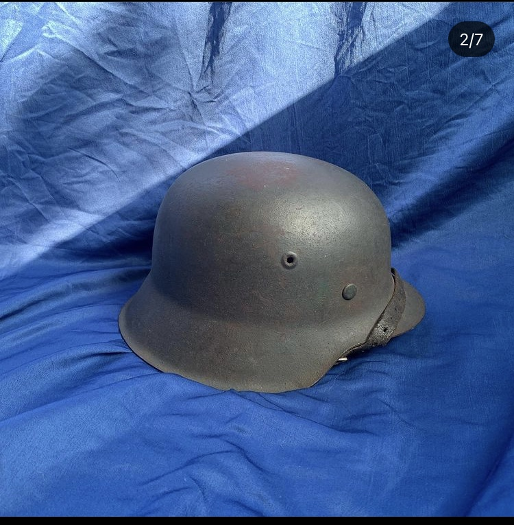 Identification Casque Luftwaffe 099b1710