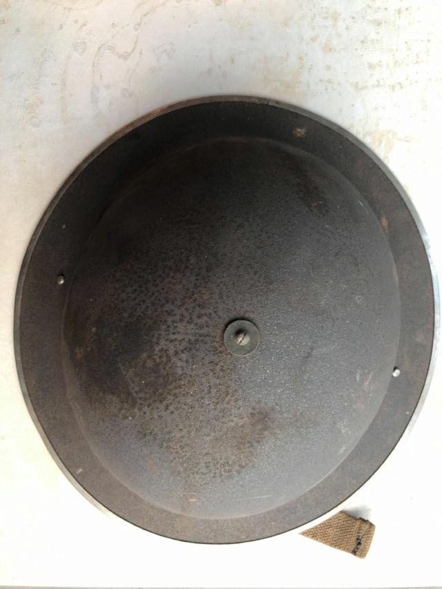ESTIMATION et quelques questions concernant 2 casques découverts au grenier Casque12
