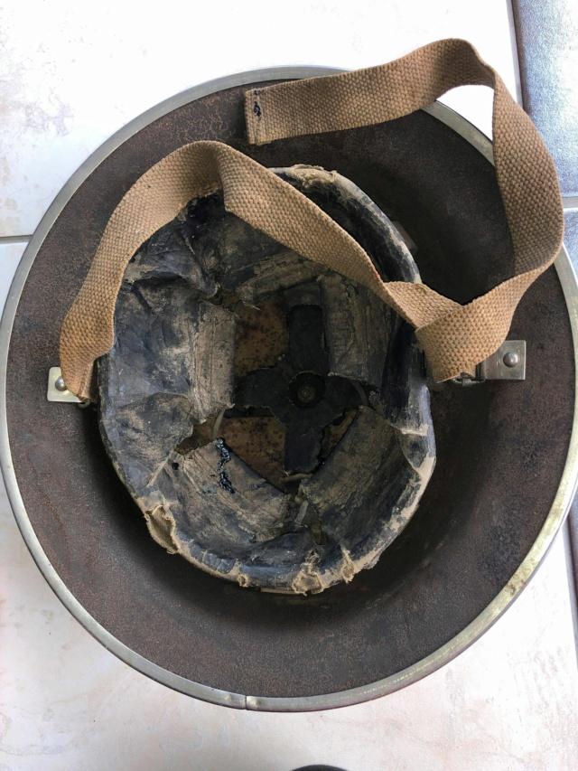ESTIMATION et quelques questions concernant 2 casques découverts au grenier Casque15