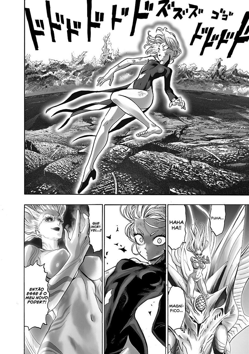 Quem no universo de Naruto seria capaz de derrotar Tatsumaki? - Página 4 1110