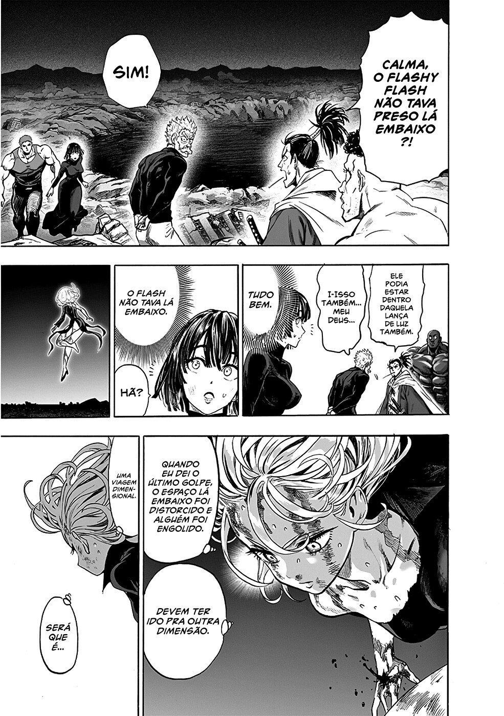 Quem no universo de Naruto seria capaz de derrotar Tatsumaki? - Página 5 1311