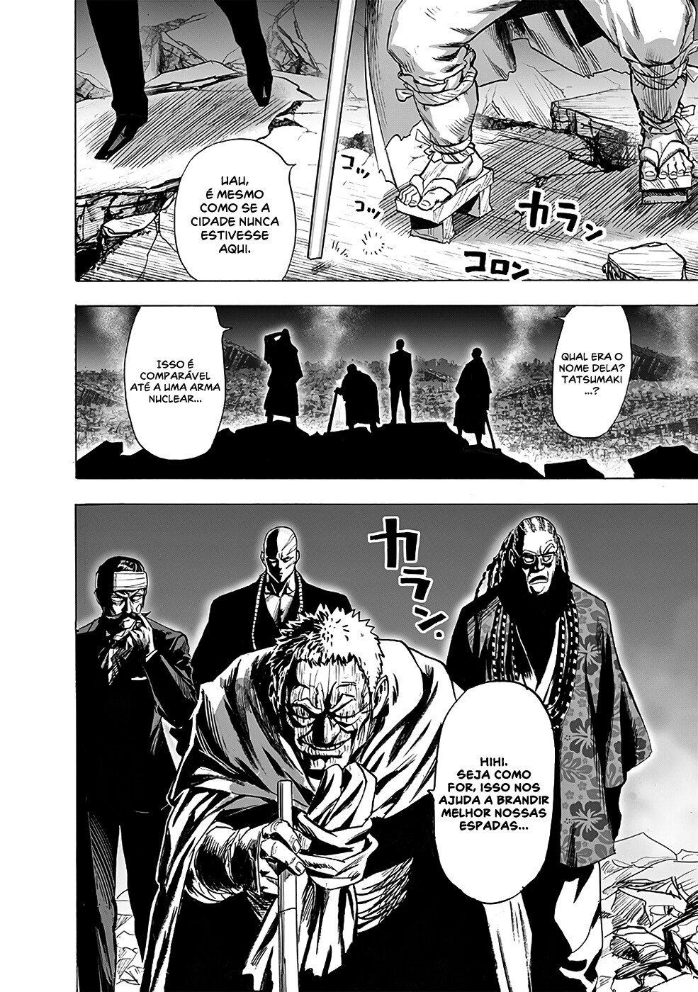 Quem no universo de Naruto seria capaz de derrotar Tatsumaki? - Página 3 2210
