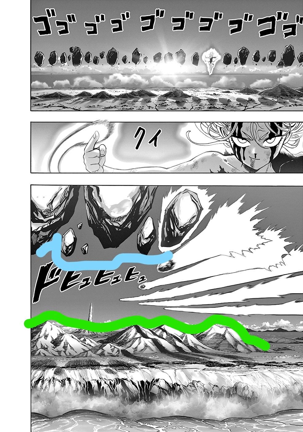 Quem no universo de Naruto seria capaz de derrotar Tatsumaki? - Página 3 7_li10