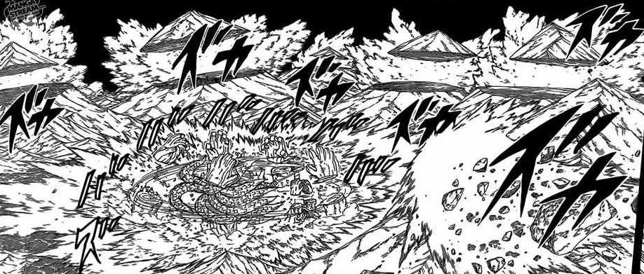 Quem no universo de Naruto seria capaz de derrotar Tatsumaki? - Página 3 Madara10