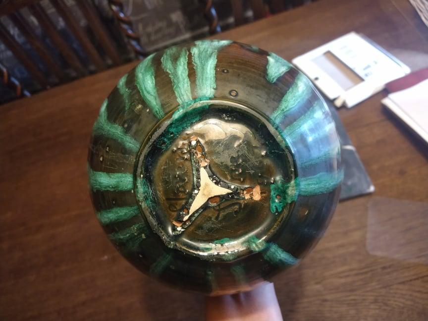 Mid Century Vase Identification 24103910