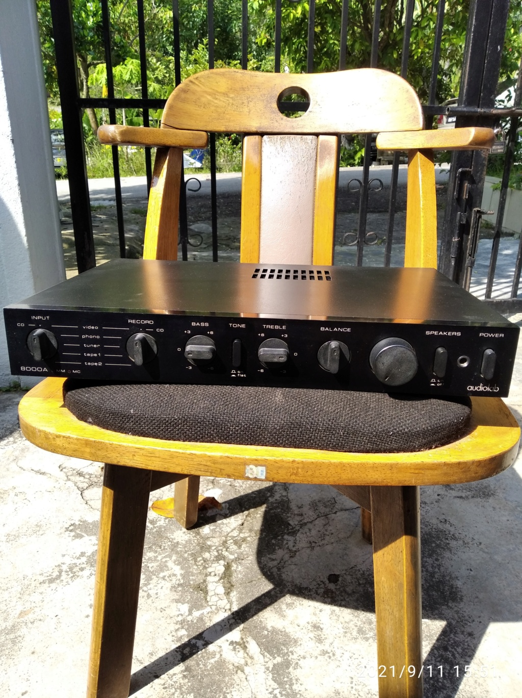 used audiolab 8000 A SOLD 16313410
