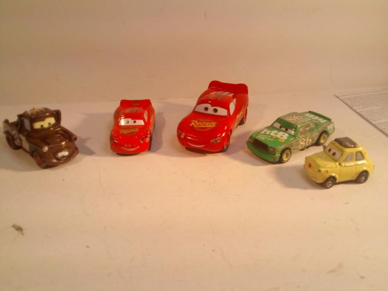 mes autres Cars 1 , 2 , 3 et Planes !!! toutes marques et matieres - Page 12 Img_2018