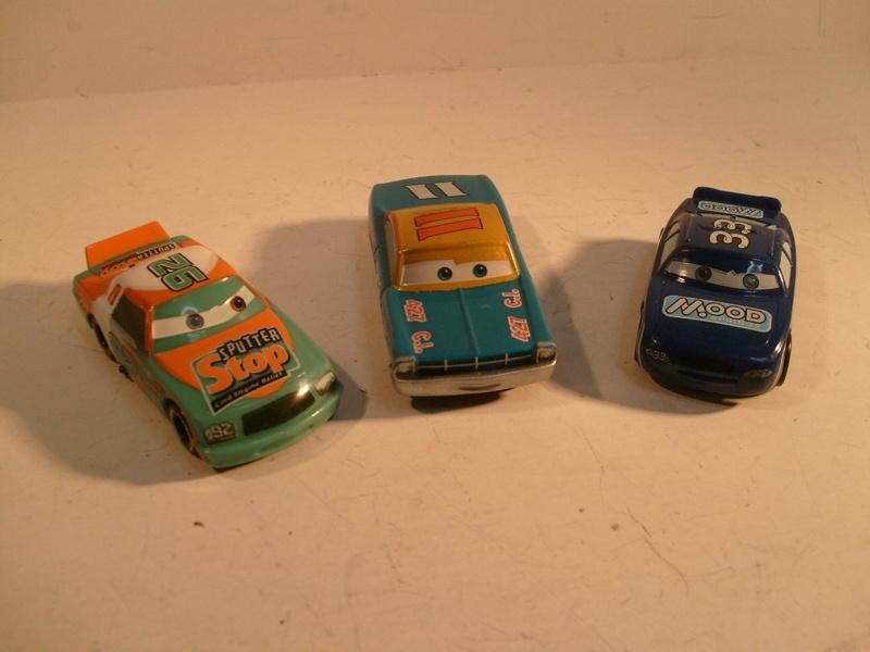 mes autres Cars 1 , 2 , 3 et Planes !!! toutes marques et matieres - Page 12 S7305860