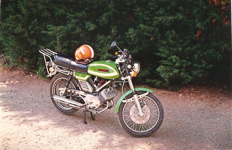 Remontage d'une LT ou Motobe10