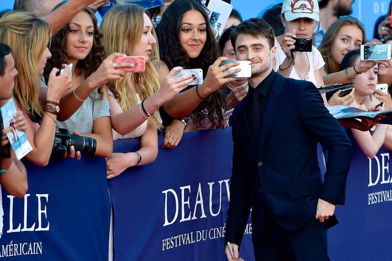 Daniel Radcliffe récompensé au festival de Deauville Image10