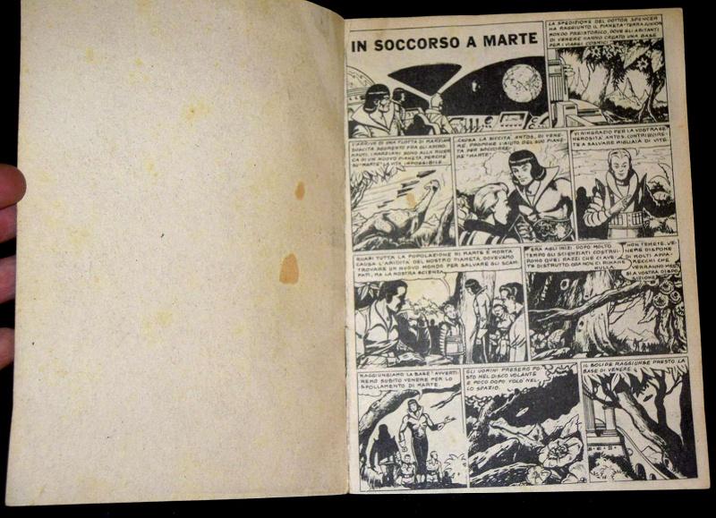 Météor en italien dans Sputnik Insocc11