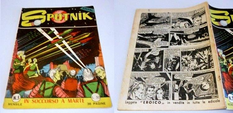 Météor en italien dans Sputnik Insocc12