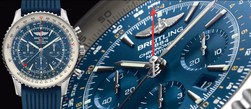 Breitling - Breitling: La nouvelle Navitimer  48538711
