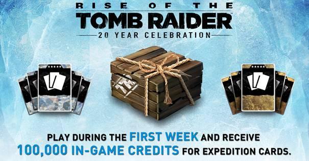 Rise of the Tomb Raider : 20ème Anniversaire célèbre deux décennies d'aventures Cid_im13