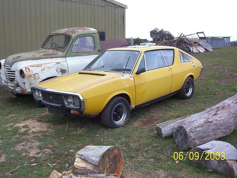 Renault 15 & 17 exotiques (US et autres) - Page 4 Aus2011