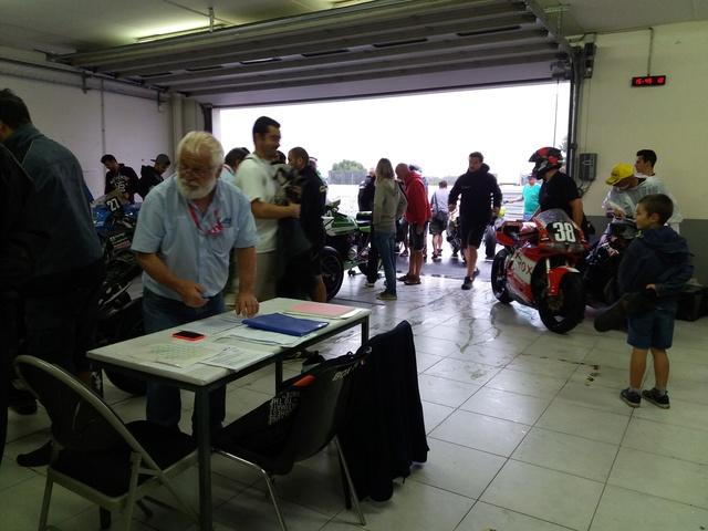 TEAM MOTOPISTE.NET actuellement au Paul Ricard(Bol d'Argent) 20160919