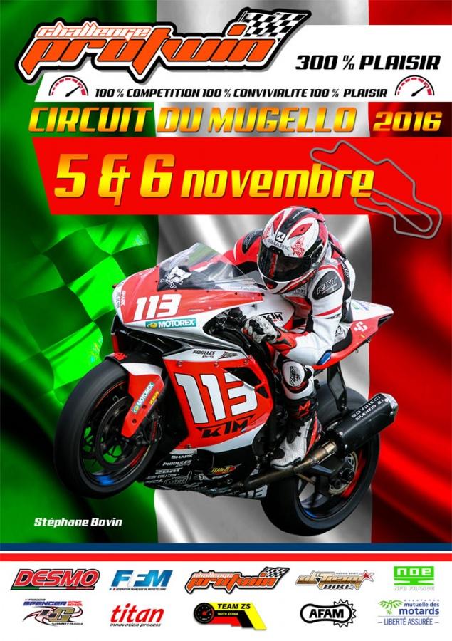 Protwin au Mugello les 5/6 Nov. : finale ! Finale10