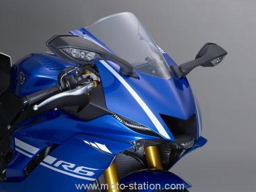 Yamaha R6 2017 Yamaha15