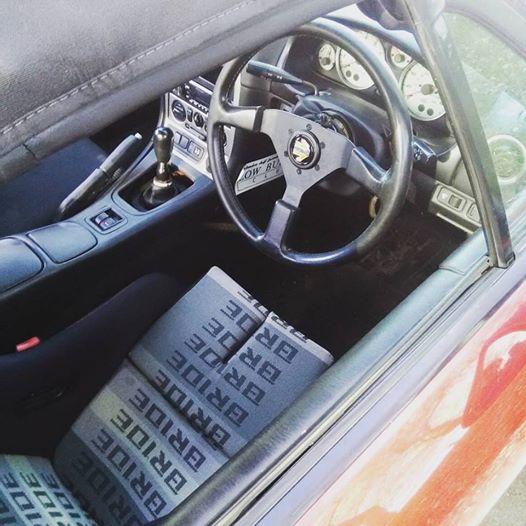 Bmw ae36 + Mazda Roadster NB8C peinture ok 14440710