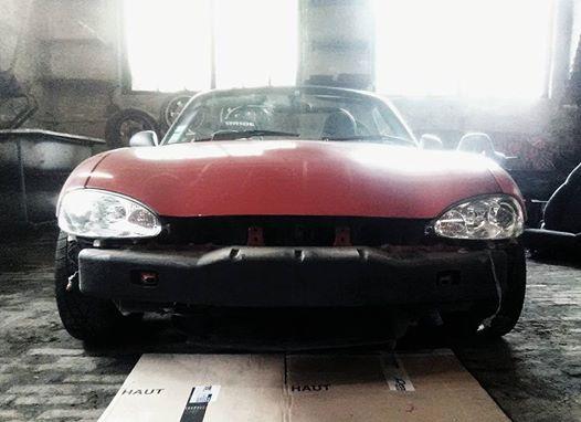 Bmw ae36 + Mazda Roadster NB8C peinture ok 14572210