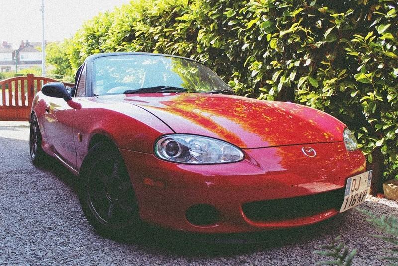Bmw ae36 + Mazda Roadster NB8C peinture ok Img_2613