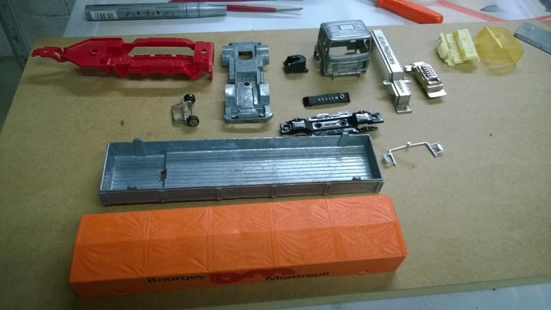 restauration Saviem PS30 et sa semi remorque Wp_20111