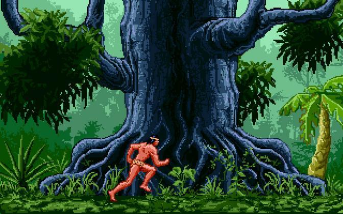Les jeux annulés des 8 aux 128 bits - Page 2 Tarzan10