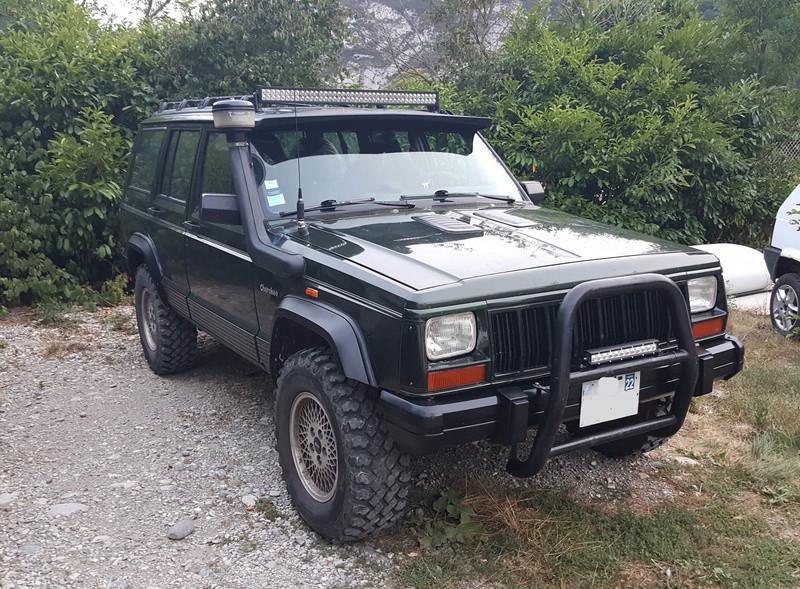 Qu'avez vous fait pour/avec/dans votre jeep aujourd'hui? - Page 3 Ddddti10