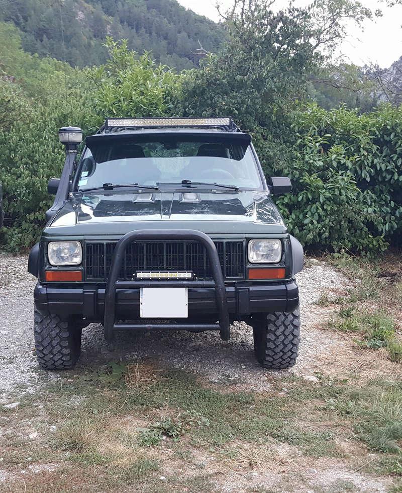 Qu'avez vous fait pour/avec/dans votre jeep aujourd'hui? - Page 3 Sans_t10