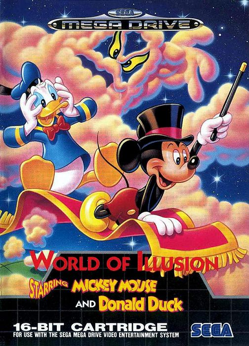 WORLD OF ILLUSION (MegaDrive) World_10