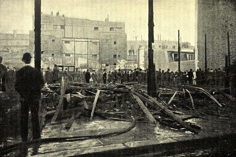 4 mai 1897 : incendie du Bazar de la Charité à Paris 1024px10