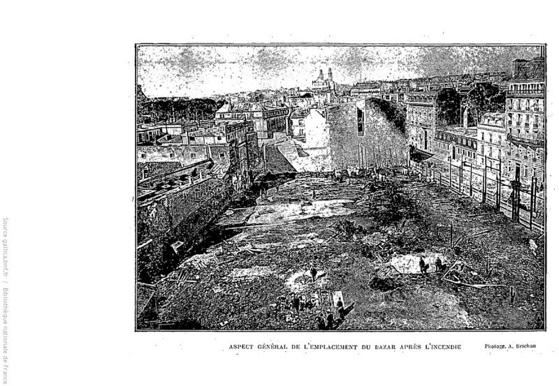 4 mai 1897 : incendie du Bazar de la Charité à Paris La_cat10