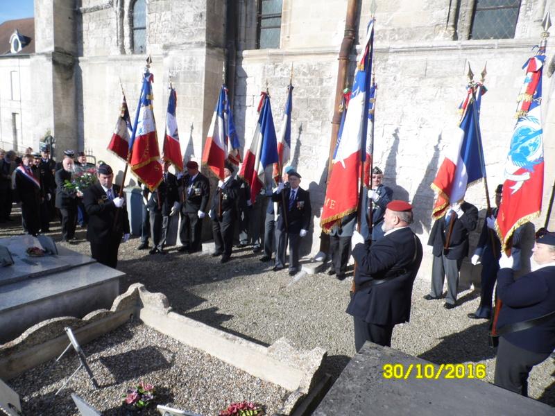 hommage a un ancien Légionnaire  14710