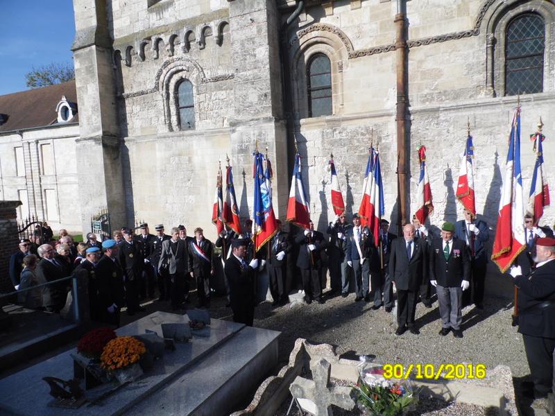 hommage a un ancien Légionnaire  15110