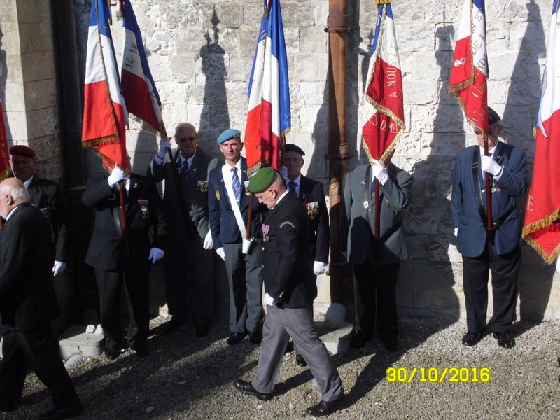 hommage a un ancien Légionnaire  15210